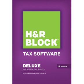 hrblock tax software