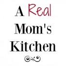 A Real Mom's Kitchen