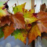 autumn swag