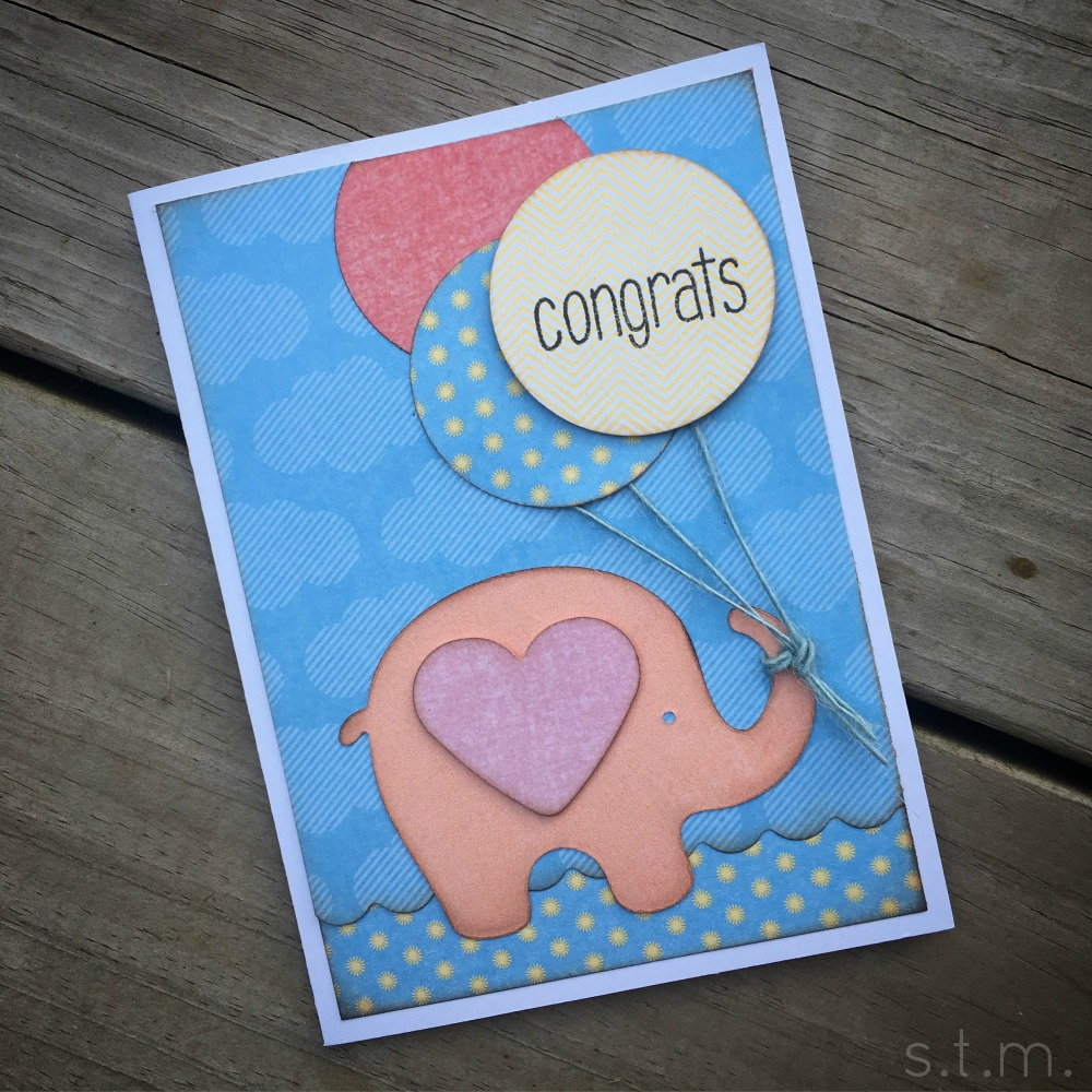 Congrats Card For New Parents Small Talk Mama