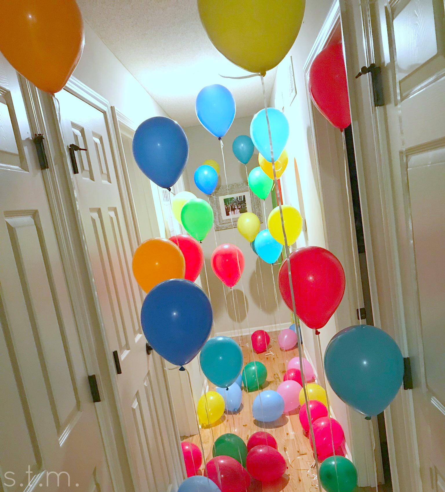 balloon bonanza